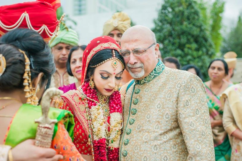 Vidaai - Indian Wedding Traditions
