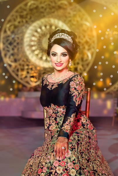 Reception Dress for Indian Bride