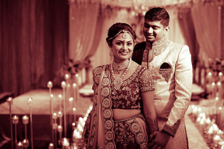 Marvelous Indian Couple's Photography by Shalin Photo
