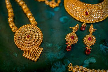 Indian Bridal Designer Jewelry Set