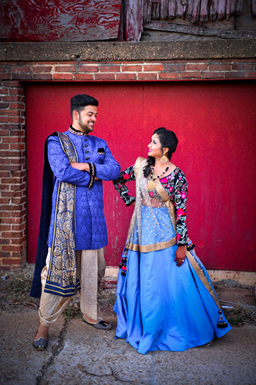Adorable Indian Couple Photography