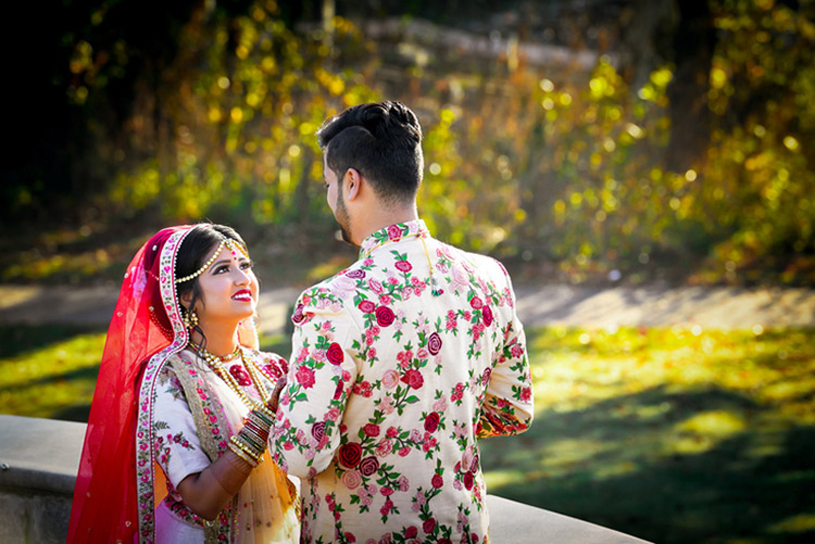 Rachna Weds Siddhant at Chehaw Park and Zoo Captured by Zamana Photo & Videography