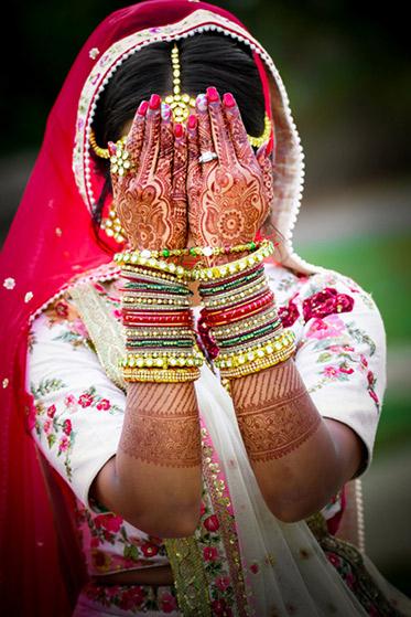 Mahndi - Indian Wedding Traditions