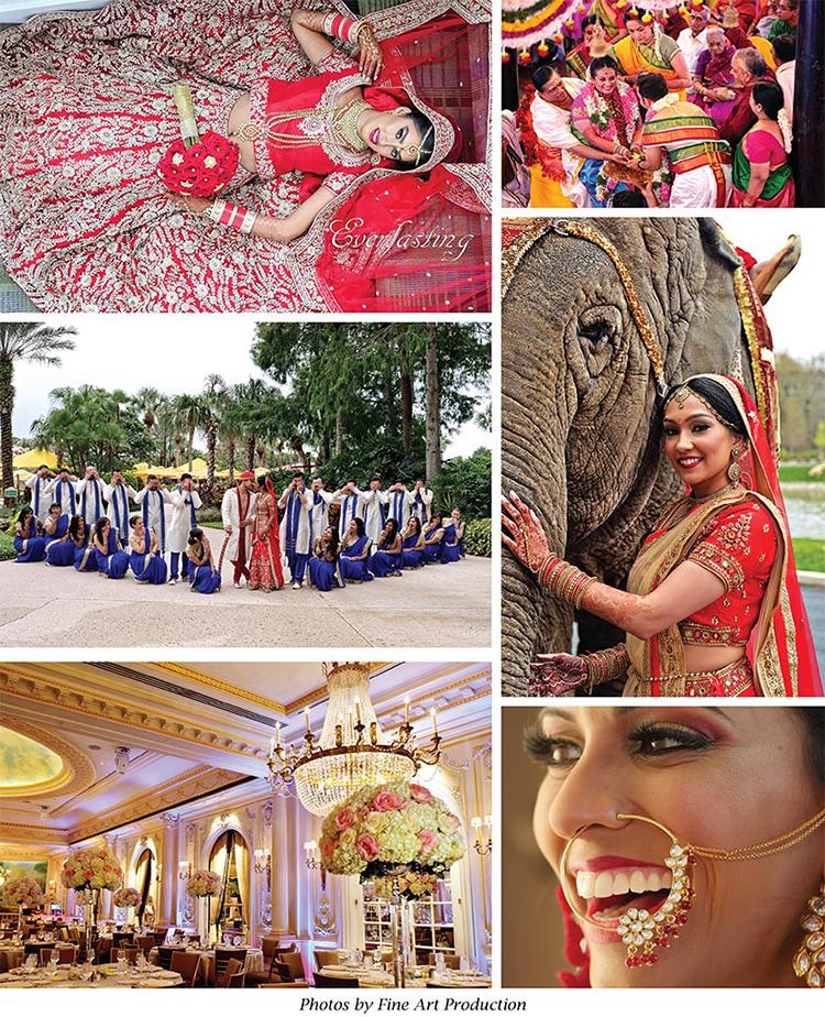 Elegant Indian Wedding Photography