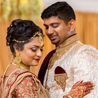 Radha weds Nisarg at Renaissance Orlando Resort At Seaworld