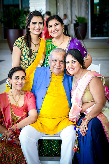 Indian family Photography