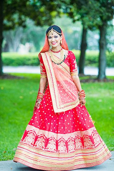Delightful Indian Bride Capture