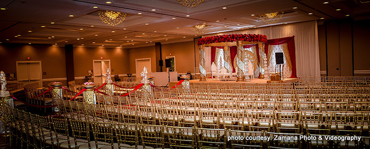 Grand Indian Wedding at The Westin Atlanta Perimeter North