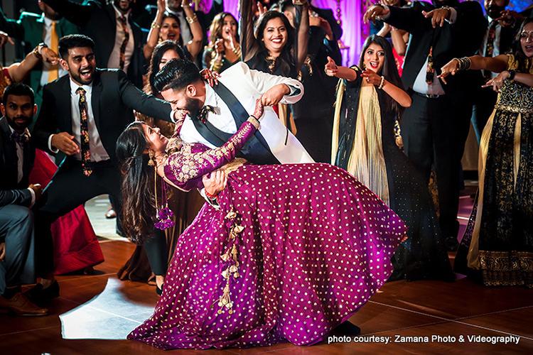Beautiful dance capture