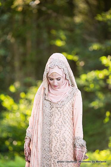 Gorgeous Bride's Portrait picture