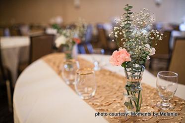 Charming Wedding table Decor