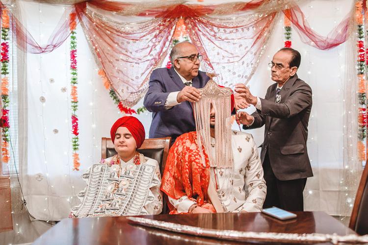 Indian Groom Tie Sahera
