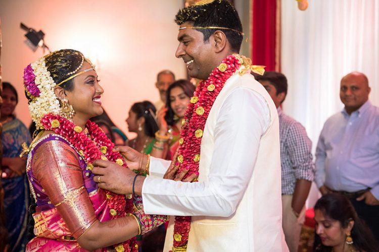 Sravanthy E and Krushidhar A's Indian Wedding in New York by ML Creative Studios LLC