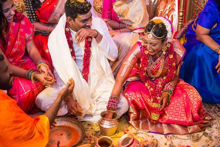 Happiest Indian Bride Capture