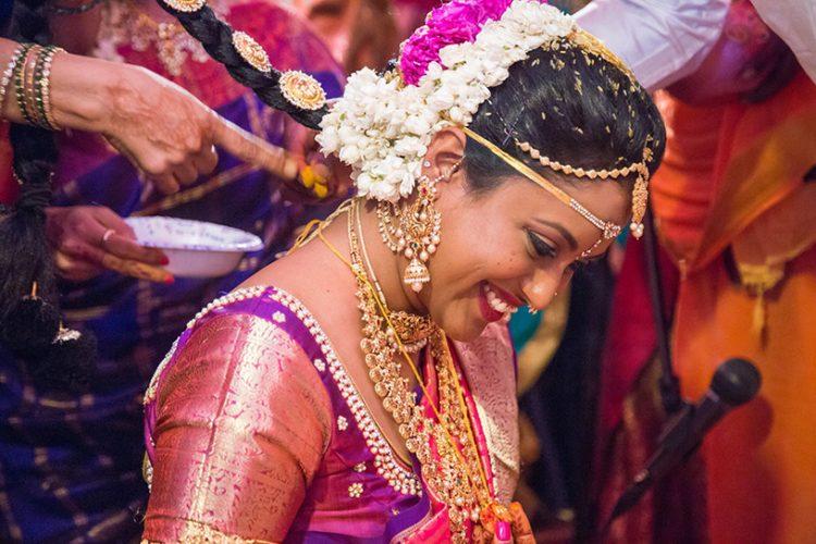 Charming Indian Bride's Capture
