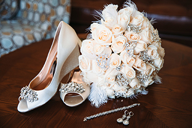 Beautiful Photo Capture of Brides Accessories