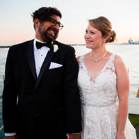 Julie and Arjun  Indian Wedding in Detroit, Michigan by Rosy and Shaun Wedding photography