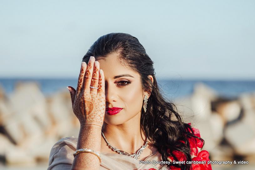 Indian bride Attire
