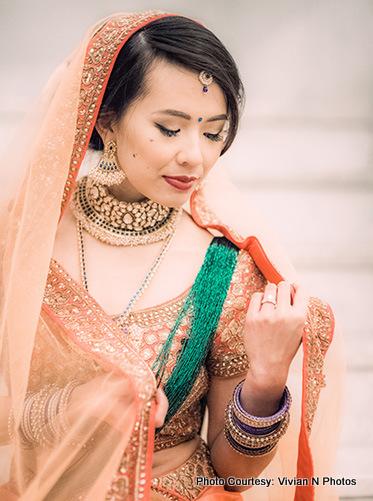 Great Indian Bridal Make up