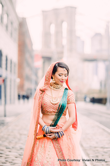 Perfect Indian Bride attire