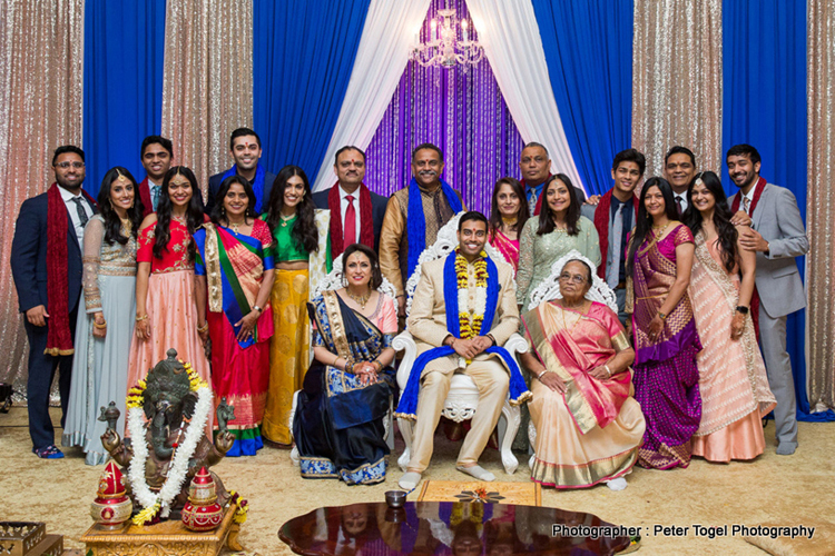 Big fat Indian Family