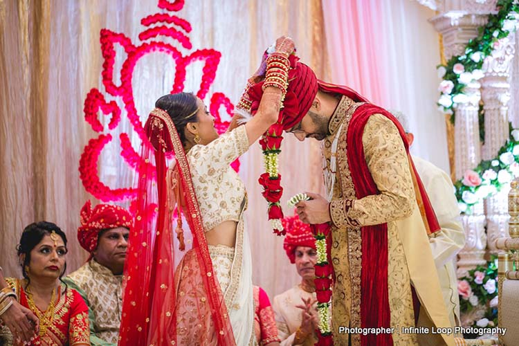 Details of pre-wedding rituals