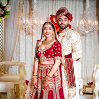 Shreya weds Sagar Indian Wedding in Gujarat Cultural Association in Nashville  by Photo By Zamana Photo & Videography