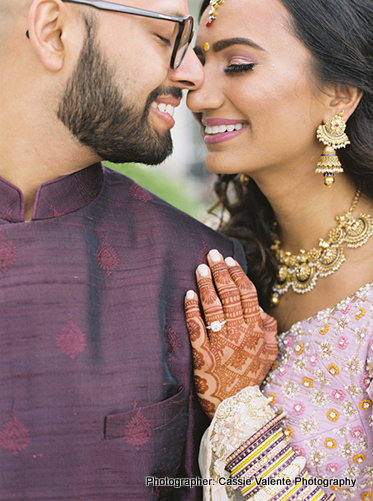 Fabulous Indian Couple portrait