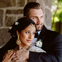 Hindagolla Weds Jansen Indian Wedding in The Oregon Golf Club on by Photo By Jessica Hill Photography