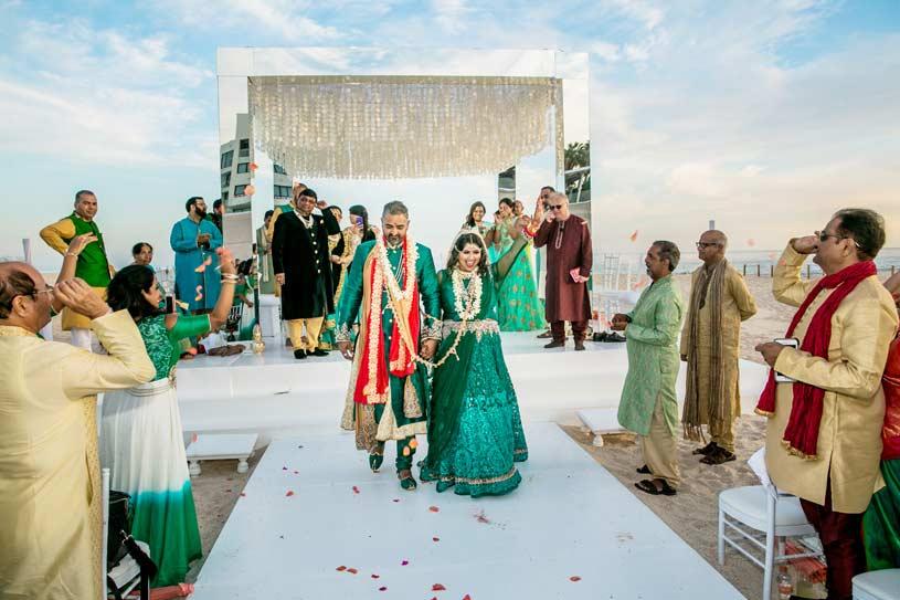 South Asian Destination Weddings