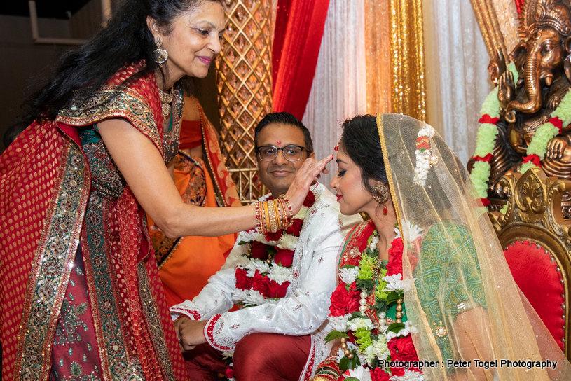 Fabulous Indian Couple portrait