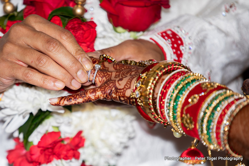 Stunning Capture of indian Bridal Jewelry