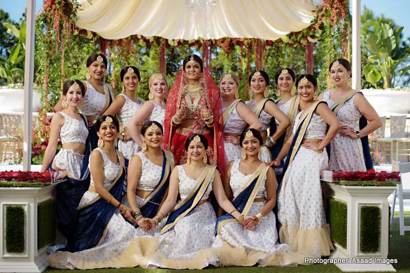 Beautiful Indian wedding Mandap Decoration