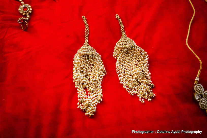 Indian Bride's Zumkha (Earing)