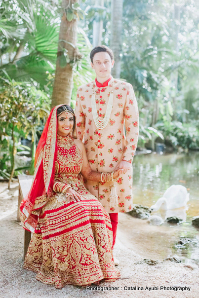 Gorgeous Photo of Indian Couple