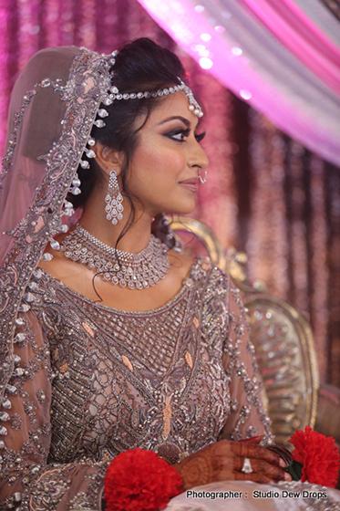 Gorgeous Indian wedding Lahenga
