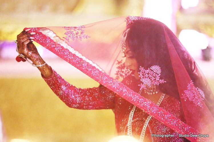 Incredible Indian Bridal Ghoonghat