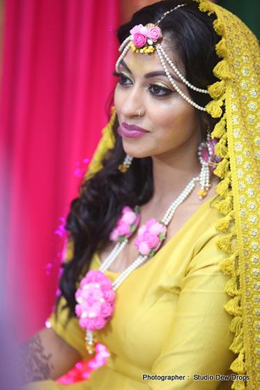 Beautiful Bride Hair Style by Vee Jovan – Hair Stylist