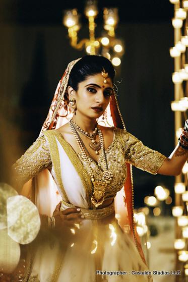 Marvelous look of Indian Wedding bride