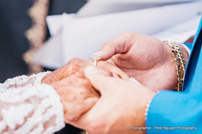 Indian Wedding Ring