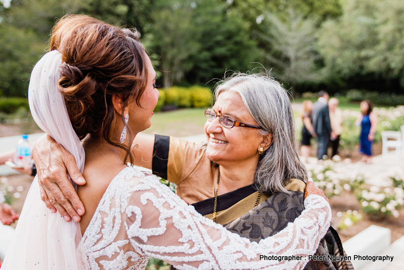 Indian Bride with Aruna Shah
