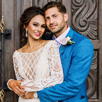 Rosanna weds Christopher – Fusion Wedding Photographed by Peter Nguyen Photography