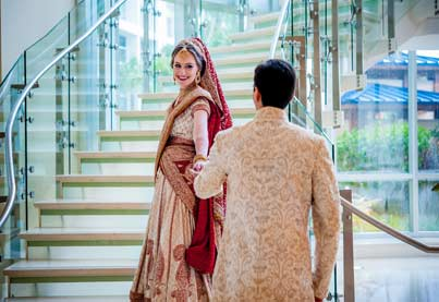 Indian Wedding at Hilton Orlando