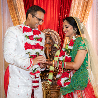 Jaina weds Umesh Indian Wedding at 5th Avenue Hall Photographed by Peter Togel Photography