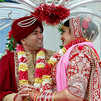 Meera Weds Mickey Indian Wedding at Hyatt Regency Clearwater Beach Resort & Spa Photographed by Fine Art Productions