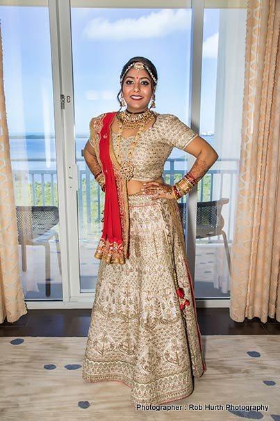 Indian Bride Wedding Attire