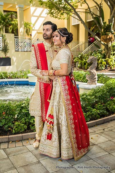 Gorgeous Indian Couple