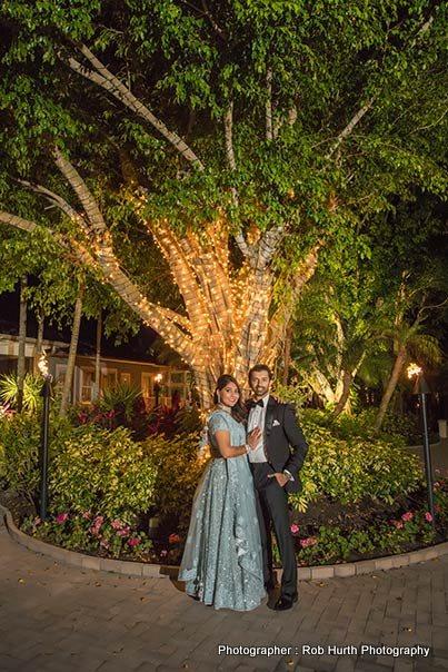 Astonishing background and wedding decor