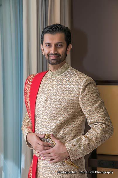 Indian Groom Photoshoot