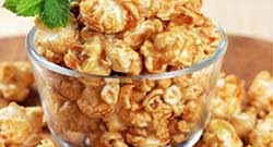 Elaichi Caramel Popcorn